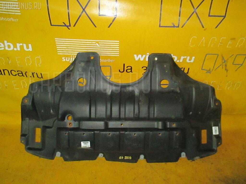Защита двигателя TOYOTA ALTEZZA GITA GXE10W 1G-FE. Фото 2