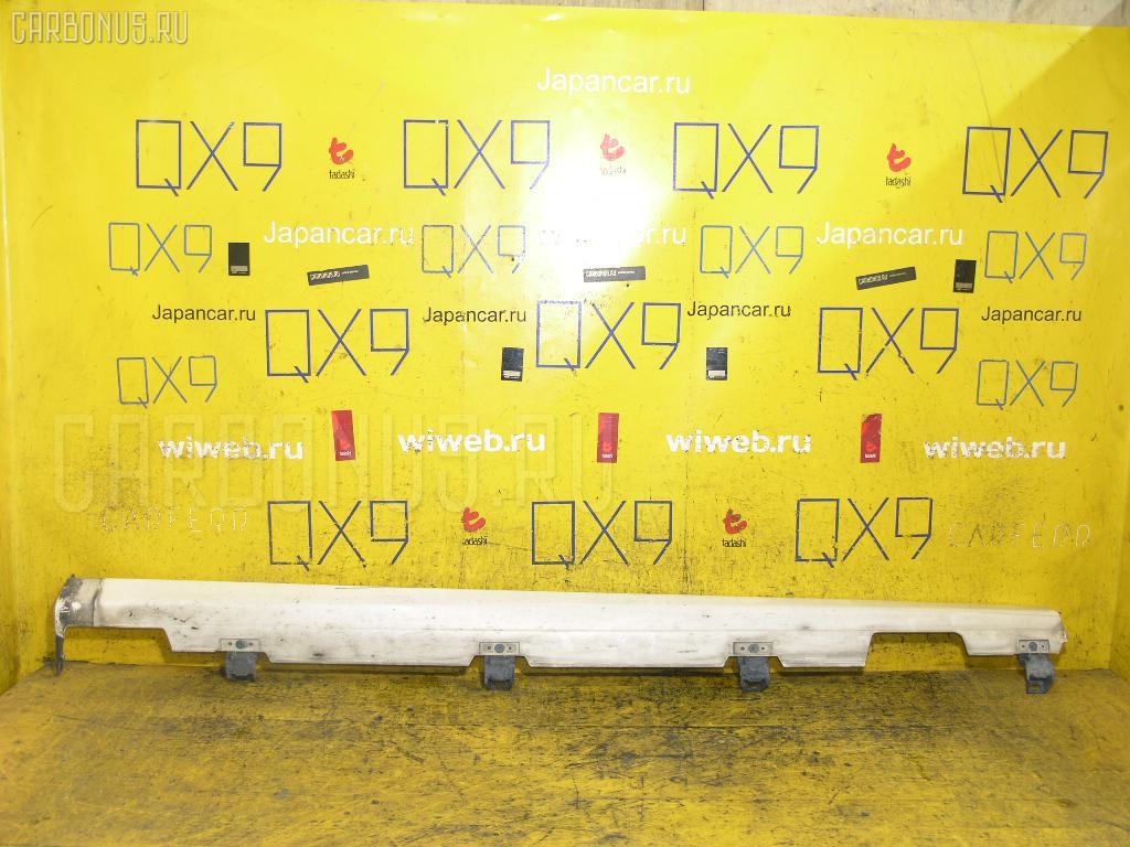 Порог кузова пластиковый ( обвес ) HONDA STREAM RN1 Фото 3