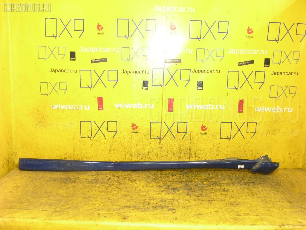Порог кузова пластиковый ( обвес ) SUBARU IMPREZA GC8 Фото 1