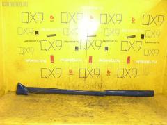 Порог кузова пластиковый ( обвес ) SUBARU IMPREZA GC8 Фото 3