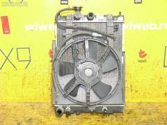 Радиатор ДВС NISSAN CUBE AZ10 CGA3DE Фото 1