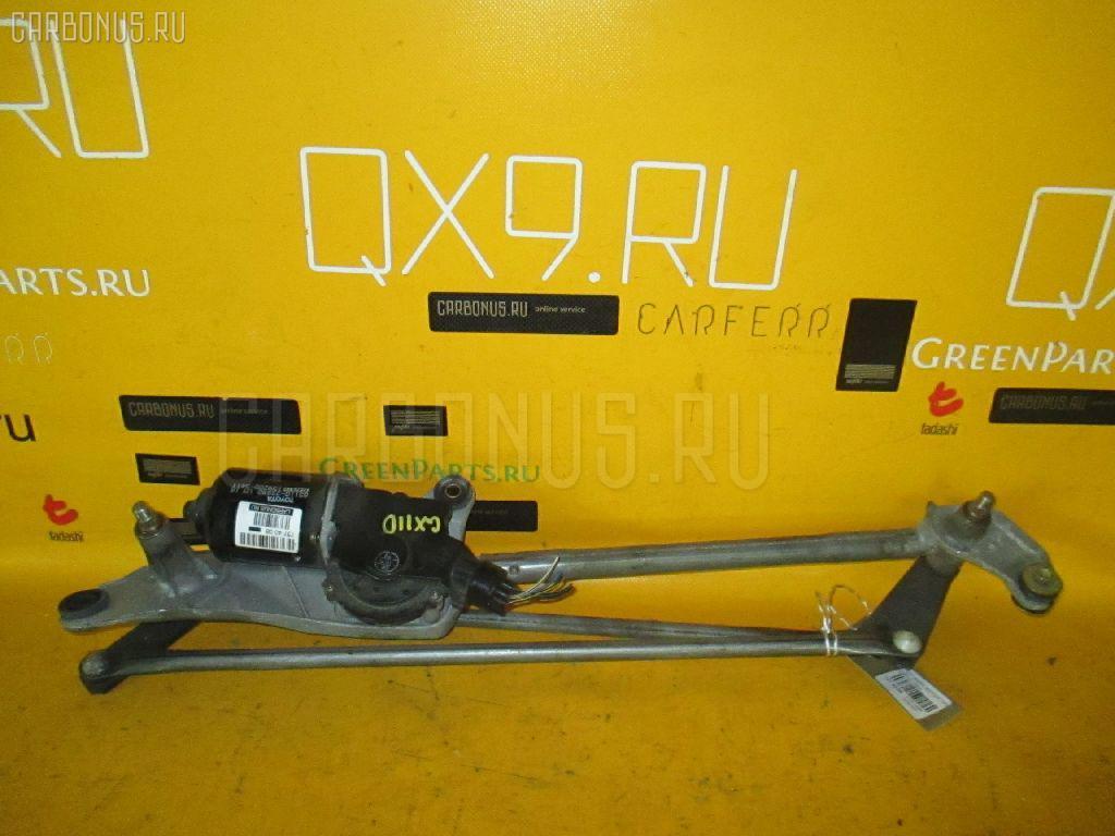 Мотор привода дворников TOYOTA MARK II GX110. Фото 2
