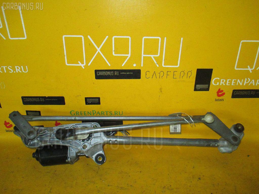Мотор привода дворников TOYOTA MARK II GX110. Фото 3