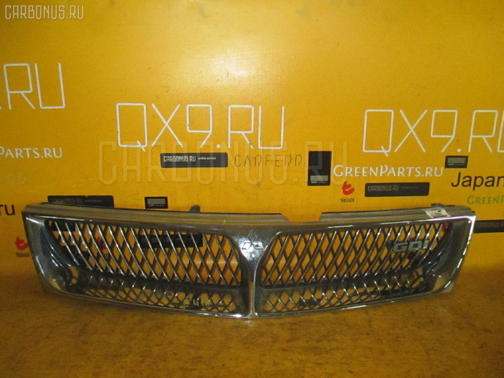 Решетка радиатора MITSUBISHI DIAMANTE F41A Фото 1