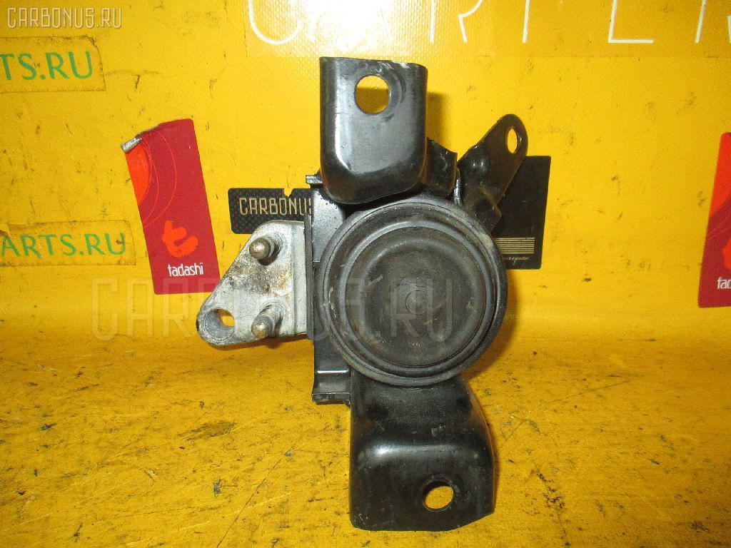 Подушка двигателя TOYOTA WILL VS ZZE127 1ZZ-FE. Фото 2