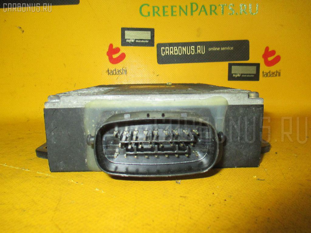 Блок управления инжекторами MITSUBISHI DIAMANTE F41A 6G73. Фото 11