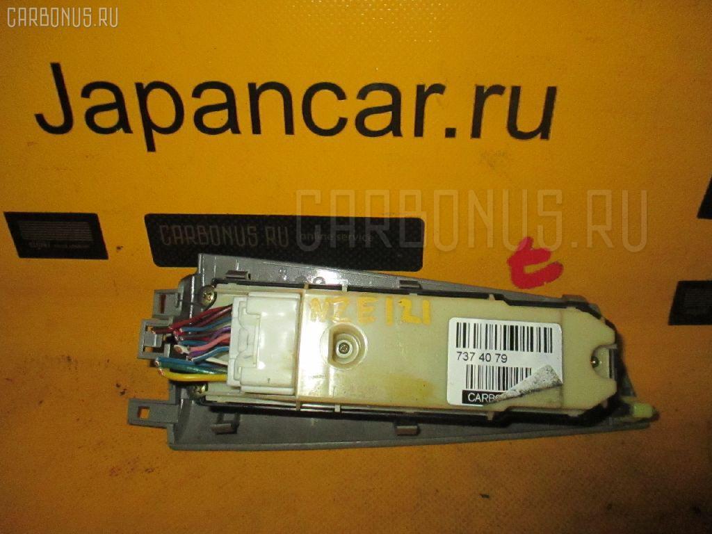 Блок упр-я стеклоподъемниками Toyota Corolla fielder NZE121G 1NZ-FE Фото 1