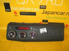 Блок управления климатконтроля на Toyota Will Vs ZZE127 1ZZ-FE Фото 2