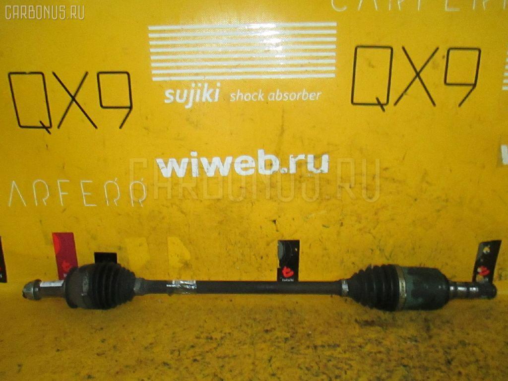 Привод SUBARU OUTBACK BR9 EJ25 Фото 1