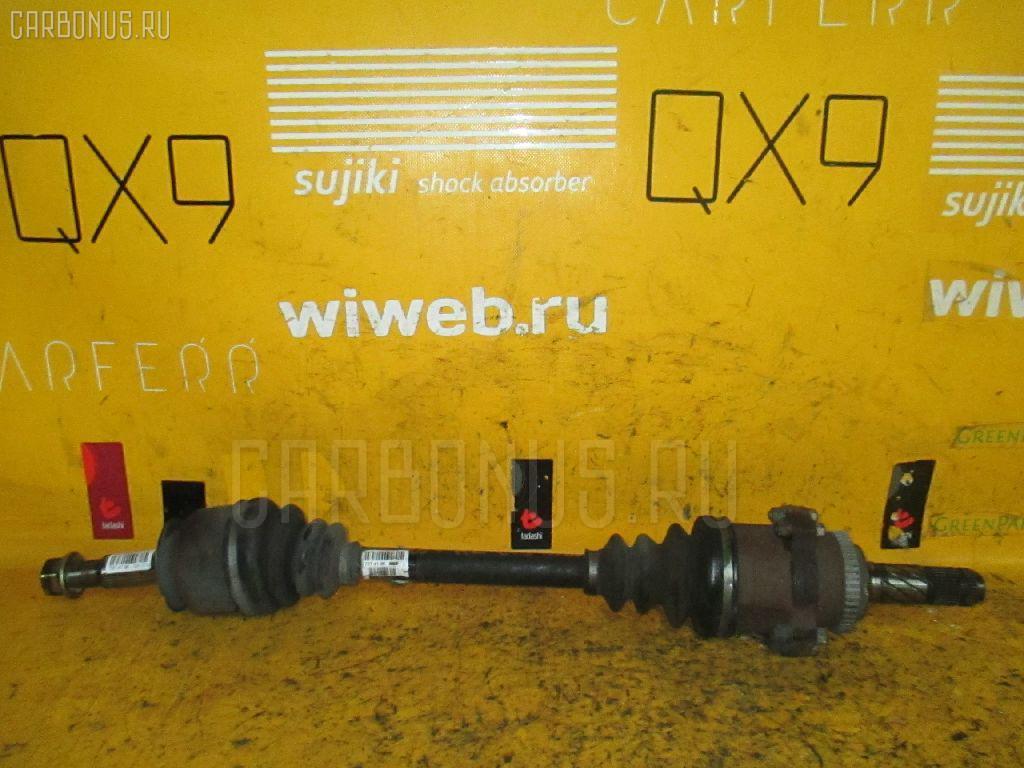 Привод NISSAN SKYLINE V35 VQ25DD Фото 1