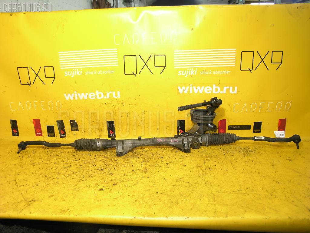 Рулевая рейка Nissan March YK12 HR15DE Фото 1