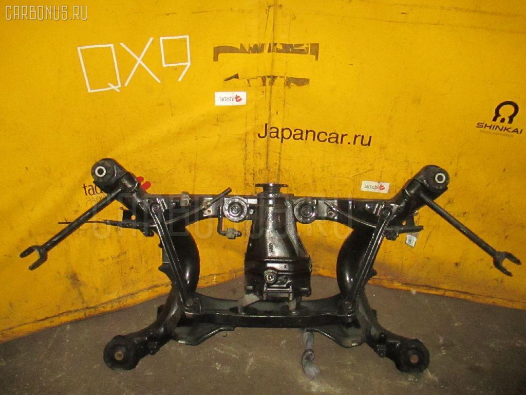 Редуктор TOYOTA MARK II GX110 1G-FE. Фото 5