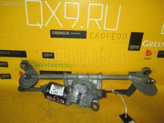 Мотор привода дворников Toyota Will cypha NCP70 Фото 1