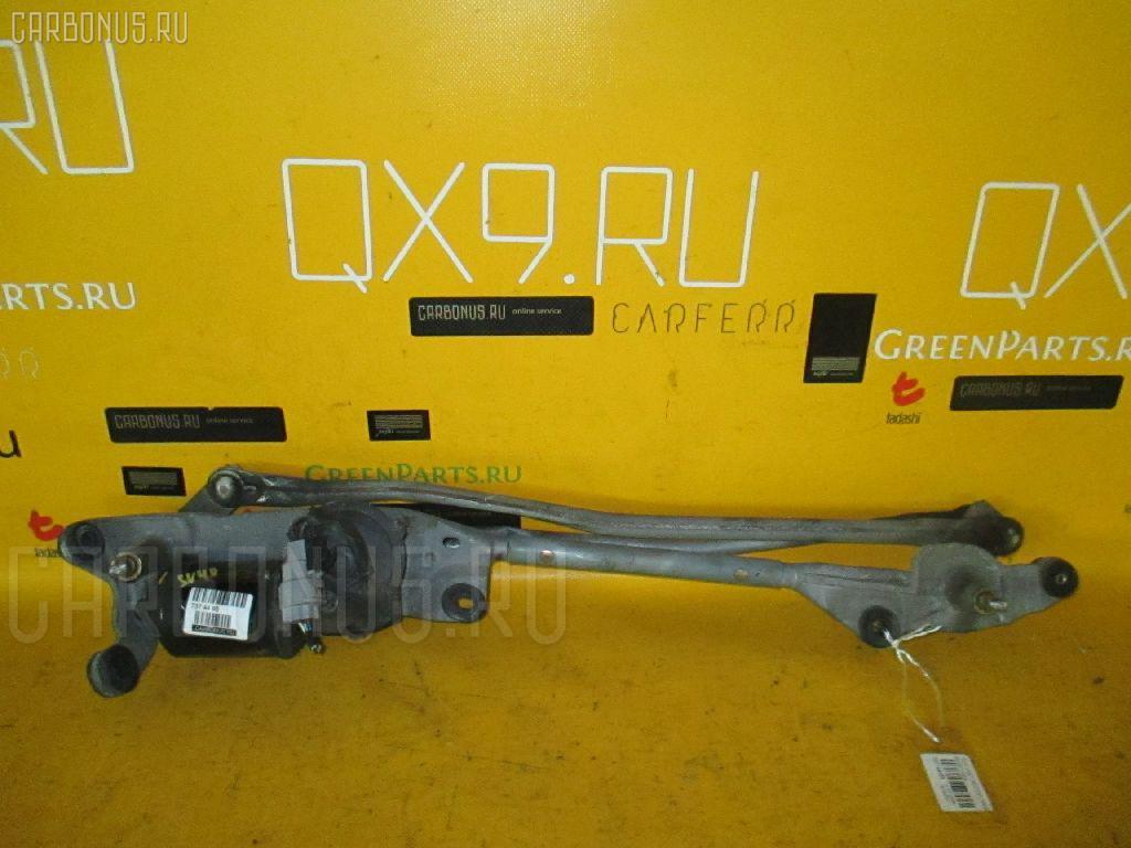 Мотор привода дворников TOYOTA VISTA SV40. Фото 5