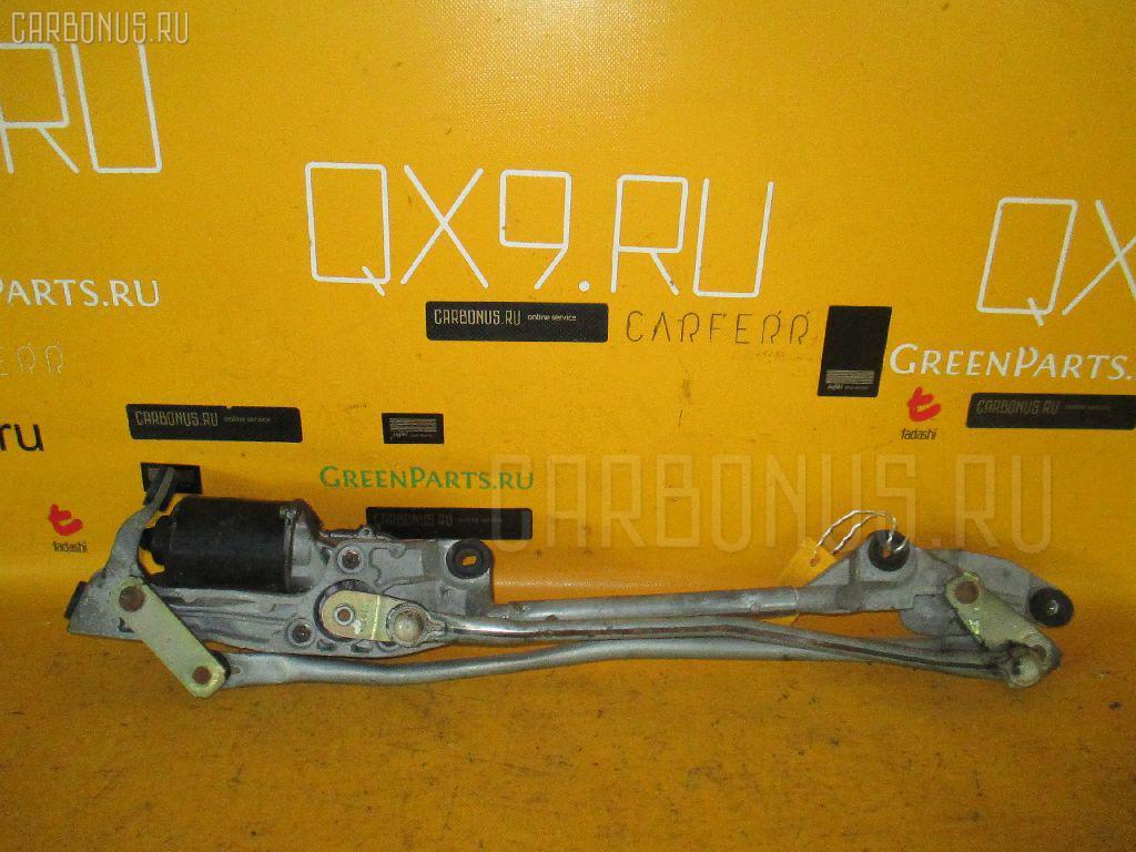 Мотор привода дворников TOYOTA VISTA SV40. Фото 6