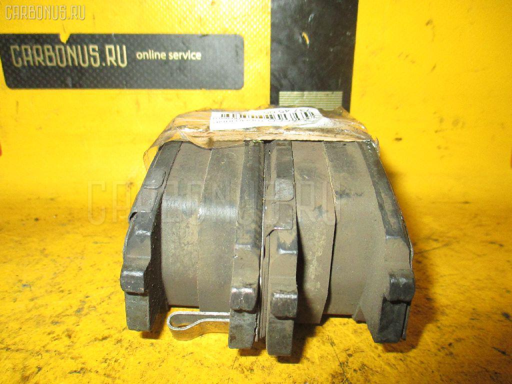Тормозные колодки HONDA ACCORD CF3 F18B Фото 2