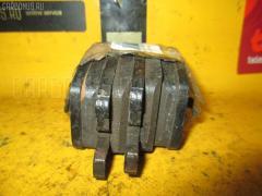 Тормозные колодки MITSUBISHI COLT Z25A 4G19 Фото 2