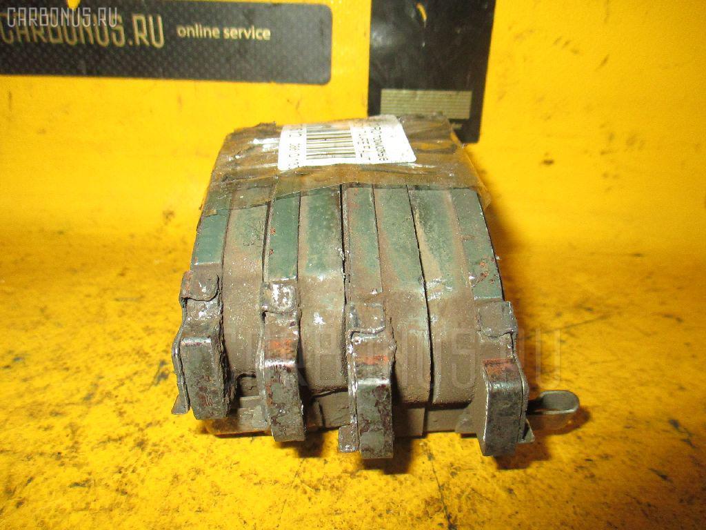 Тормозные колодки TOYOTA CORONA PREMIO AT211 7A-FE Фото 2