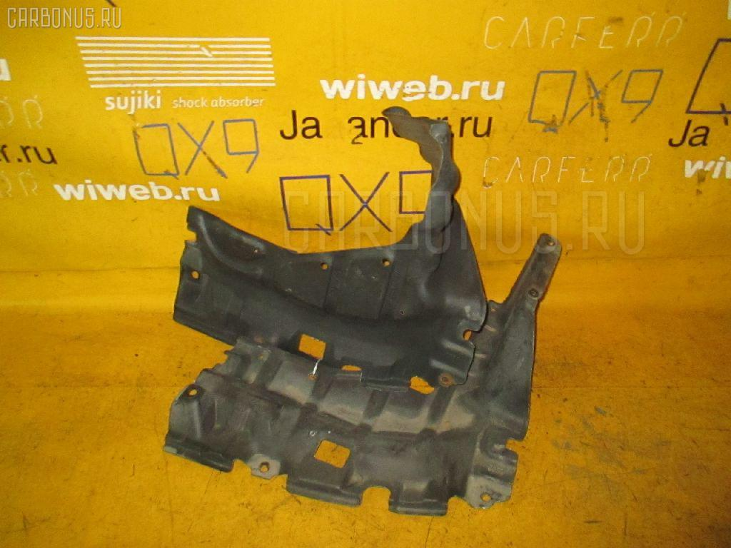 Защита двигателя TOYOTA PORTE NNP10 2NZ-FE Фото 1