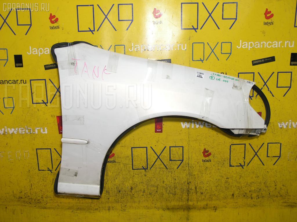 Крыло переднее TOYOTA MARK II JZX110 Фото 1