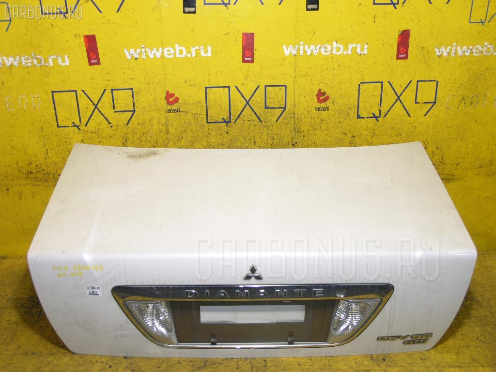 Крышка багажника MITSUBISHI DIAMANTE F41A Фото 1