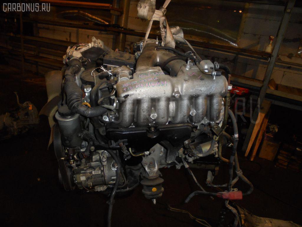 Двигатель TOYOTA MARK II JZX110 1JZ-FSE Фото 4
