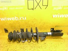 Стойка амортизатора TOYOTA RACTIS NCP100 1NZ-FE 48520-59335  48131-52B30 Переднее Левое