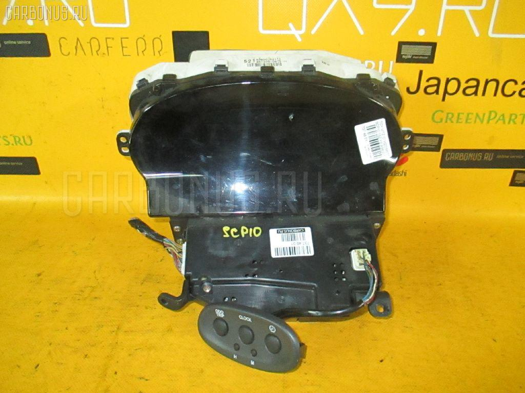 Спидометр Toyota Vitz SCP10 1SZ-FE Фото 1