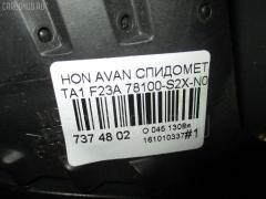 Спидометр HONDA AVANCIER TA1 F23A Фото 5