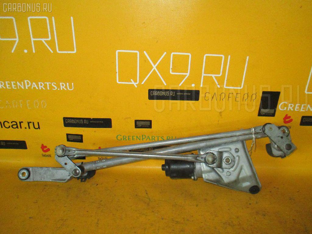 Мотор привода дворников SUBARU IMPREZA WAGON GG2. Фото 9