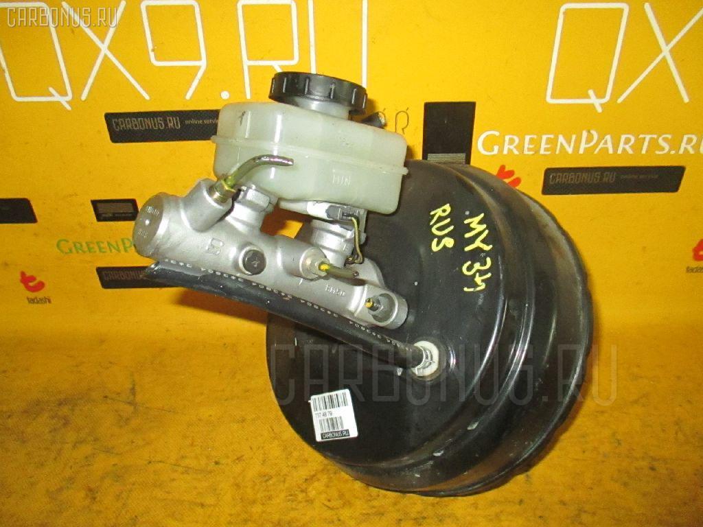 Главный тормозной цилиндр NISSAN CEDRIC MY34 VQ25DD Фото 3