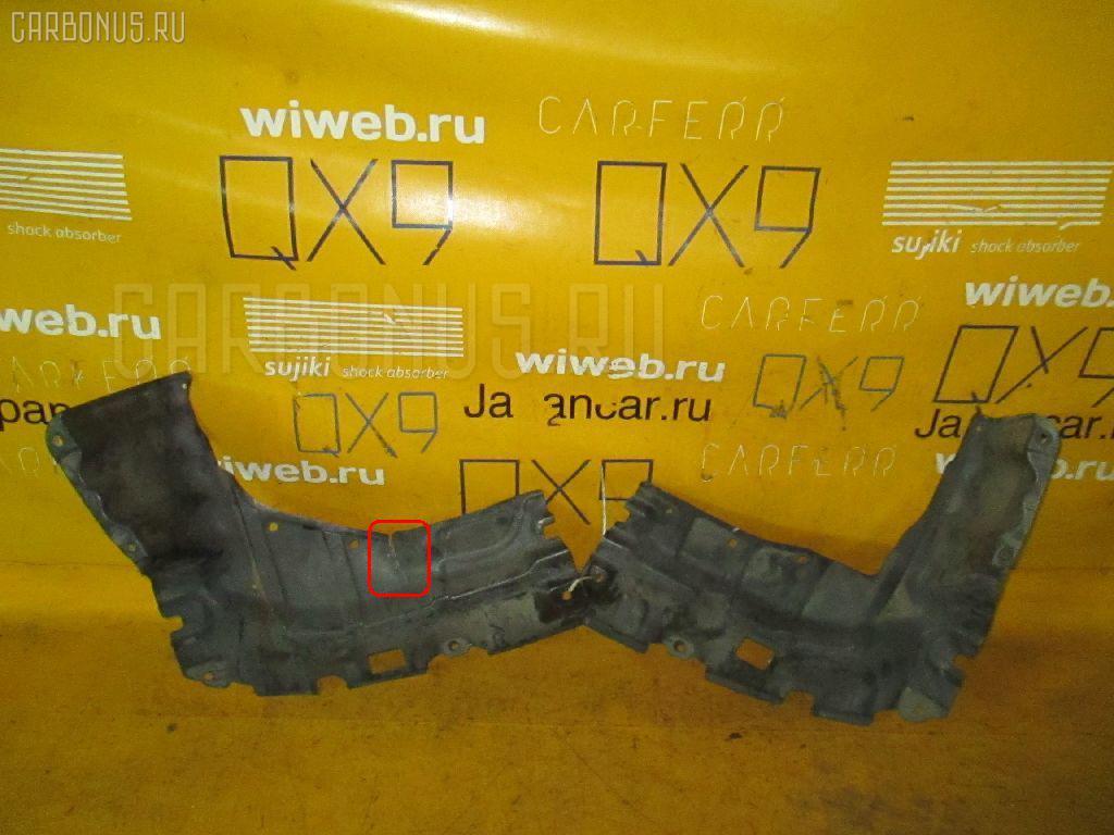 Защита двигателя TOYOTA PLATZ NCP12 1NZ-FE Фото 2