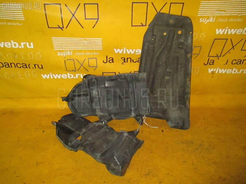 Защита двигателя MITSUBISHI RVR N61W 4G93 Фото 1