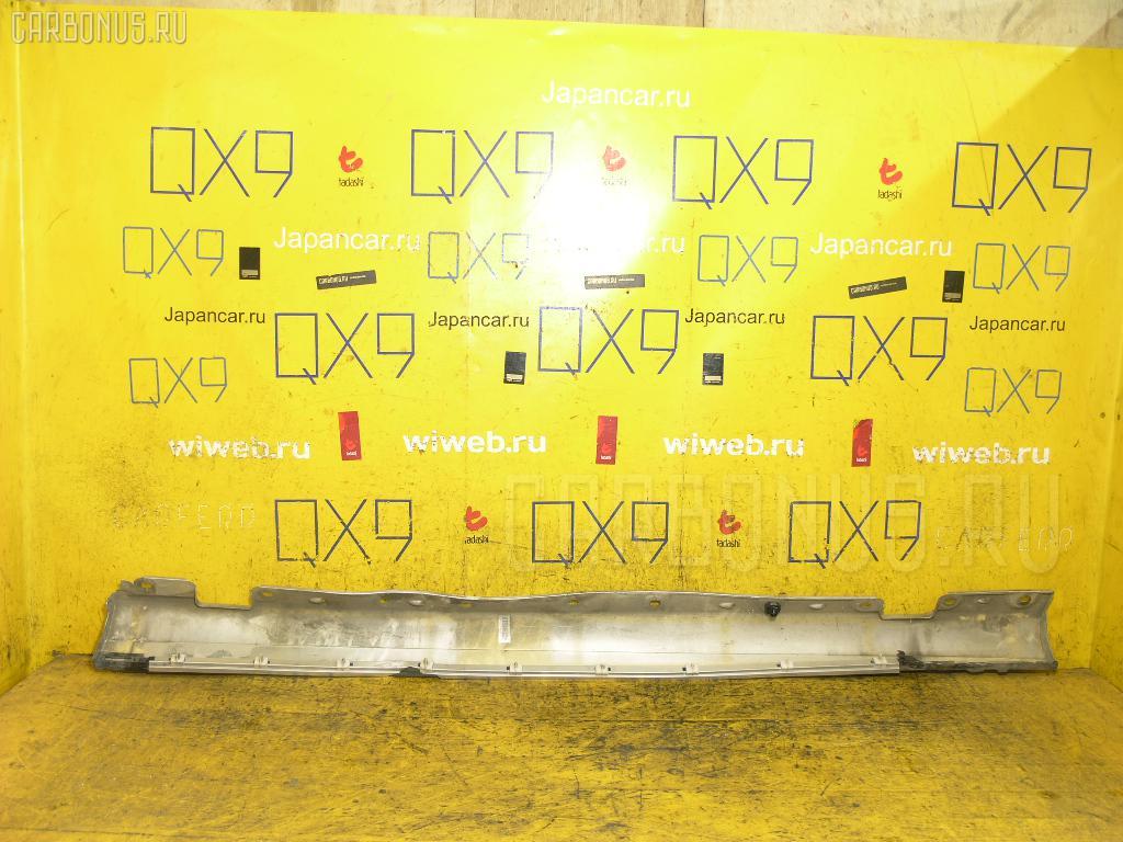 Порог кузова пластиковый ( обвес ) MERCEDES-BENZ C-CLASS STATION WAGON S203.245 Фото 2