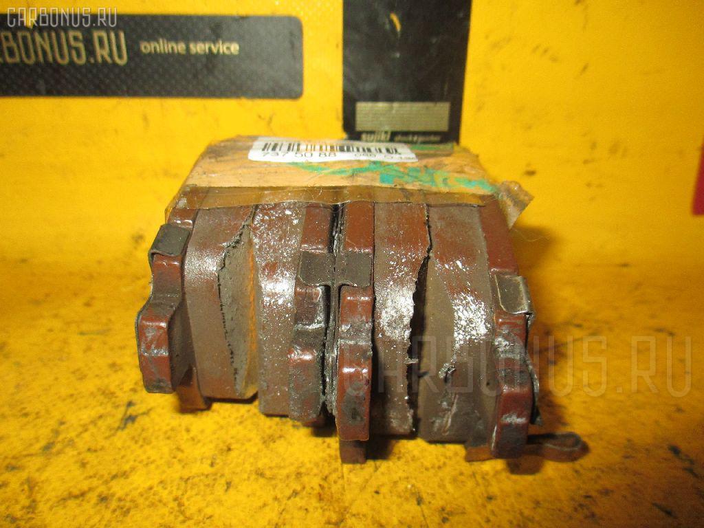 Тормозные колодки TOYOTA SIENTA NCP81G 1NZ-FE. Фото 10