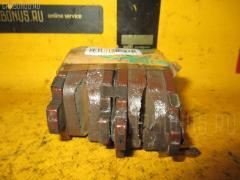Тормозные колодки TOYOTA SIENTA NCP81G 1NZ-FE Фото 2