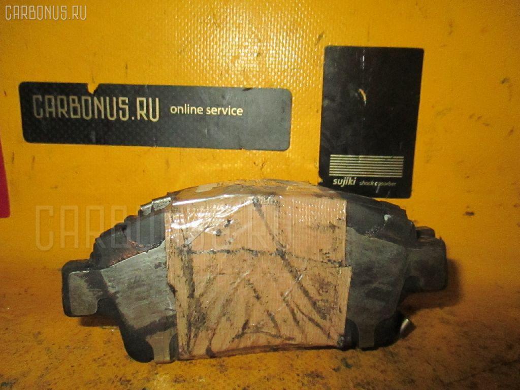 Тормозные колодки TOYOTA PLATZ NCP12 1NZ-FE Фото 1