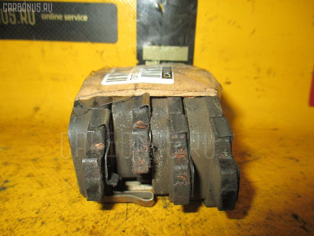 Тормозные колодки TOYOTA PLATZ NCP12 1NZ-FE Фото 2