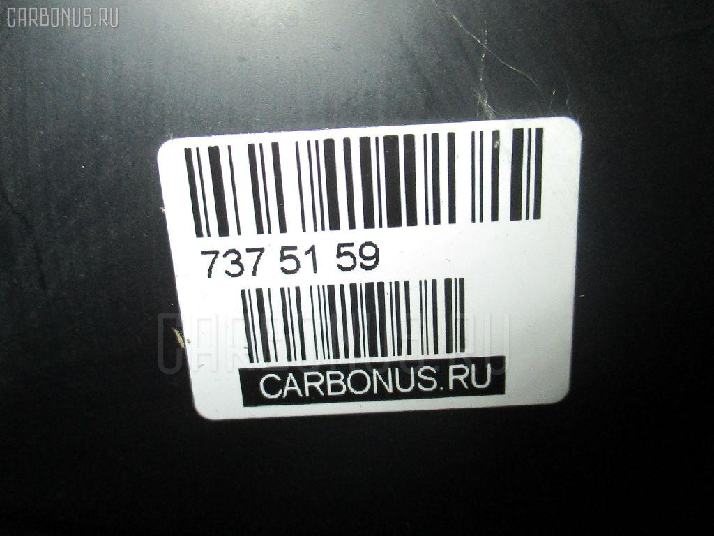 Решетка радиатора MITSUBISHI CHARIOT GRANDIS N84W Фото 3