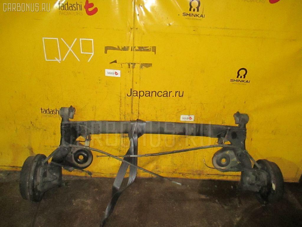 Балка подвески TOYOTA GAIA SXM10G 3S-FE Фото 3