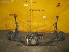 Балка подвески Honda Life JB2 E07Z Фото 4