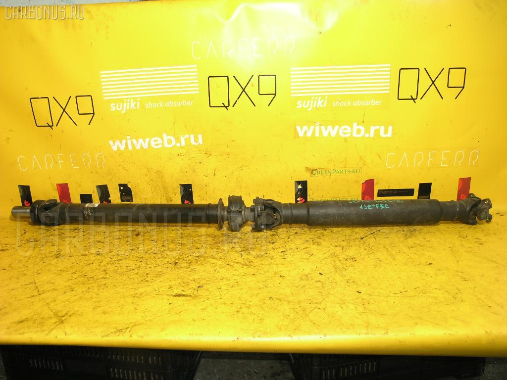 Кардан TOYOTA MARK II JZX110 1JZ-FSE Фото 1