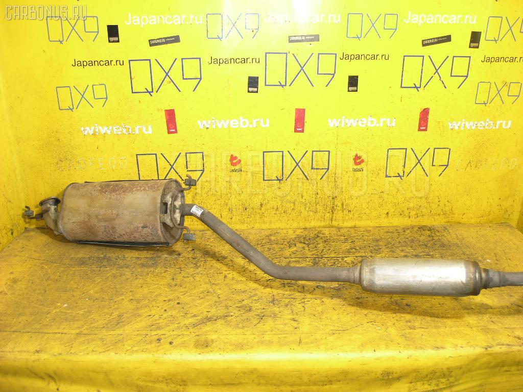 Глушитель HONDA STEPWGN RF1 B20B Фото 1