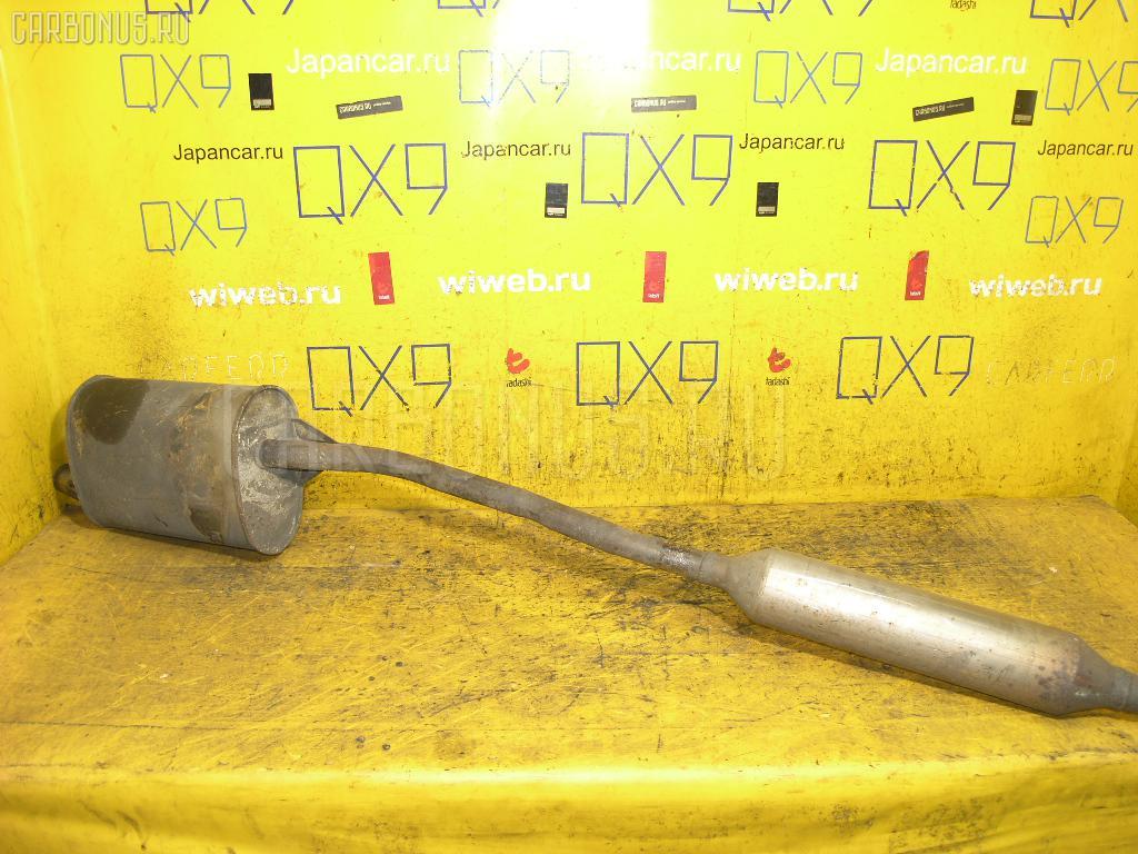 Глушитель TOYOTA NADIA SXN10 3S-FE Фото 1