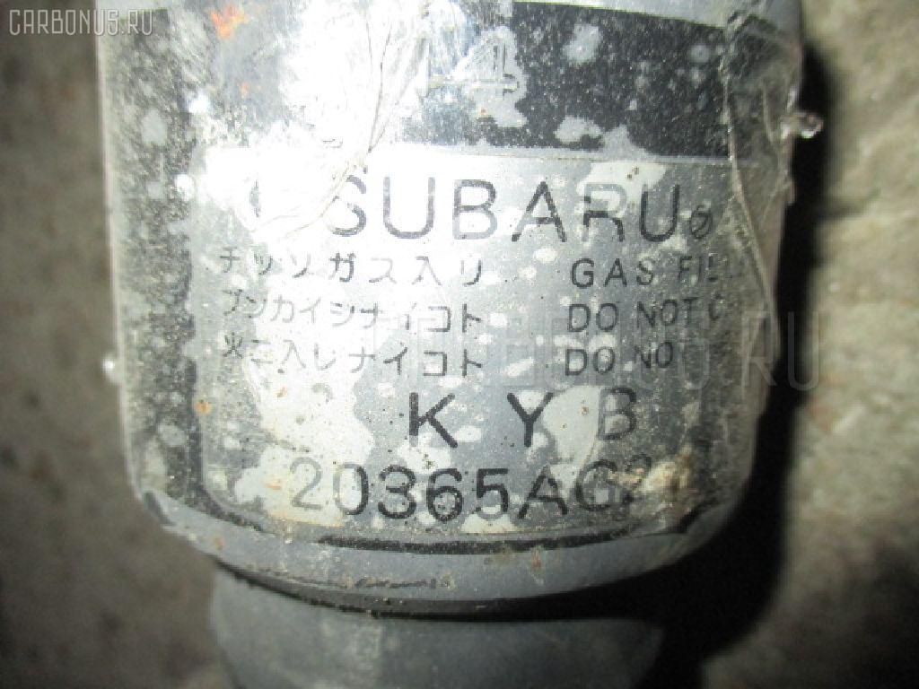 Стойка SUBARU OUTBACK BP9 EJ25 Фото 1
