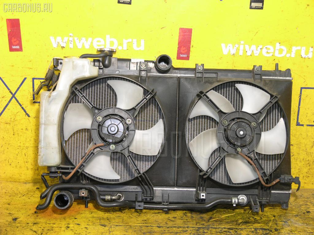 Радиатор ДВС SUBARU OUTBACK BP9 EJ25. Фото 5