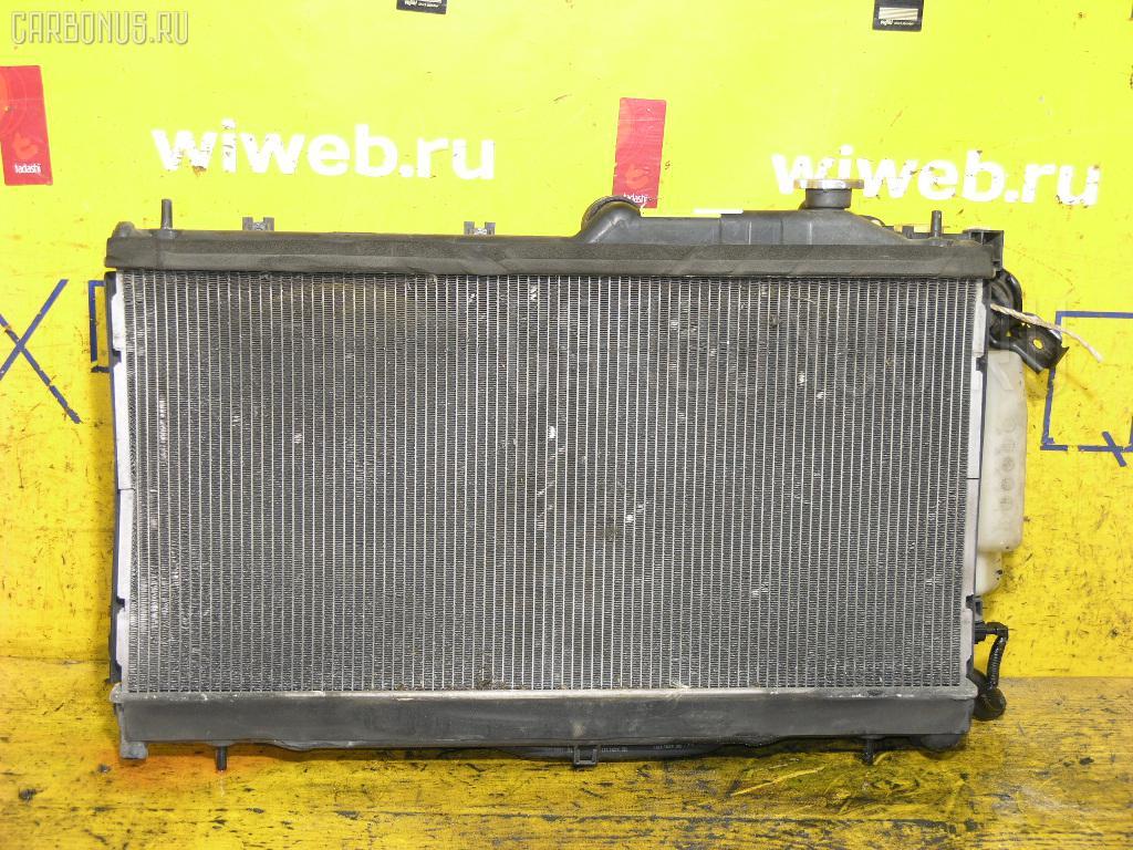 Радиатор ДВС SUBARU OUTBACK BP9 EJ25. Фото 6