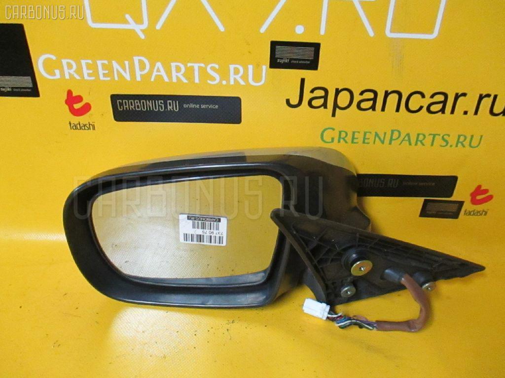 Зеркало двери боковой SUBARU OUTBACK BP9 Фото 1