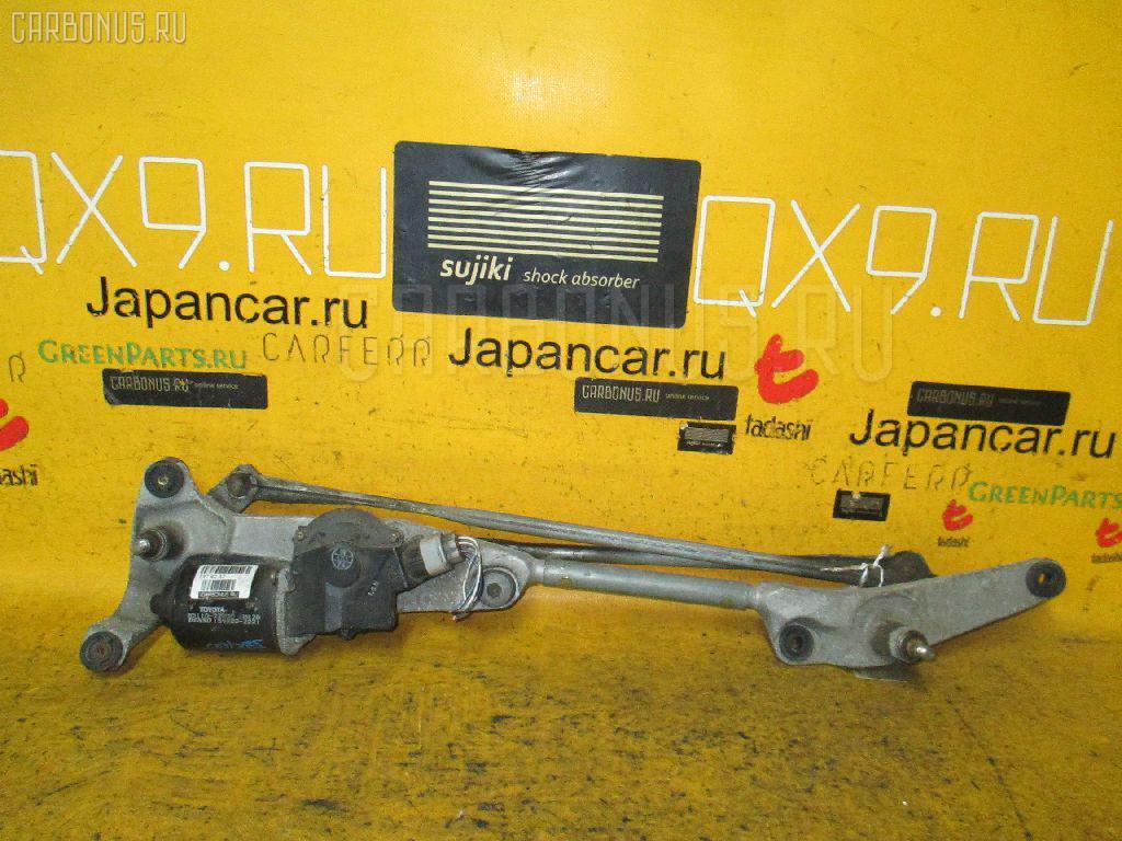 Мотор привода дворников TOYOTA JZX100 Фото 2