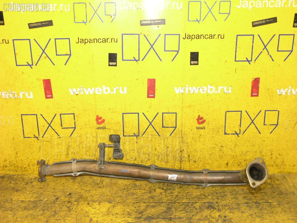 Глушитель TOYOTA IPSUM SXM10 3S-FE Фото 1